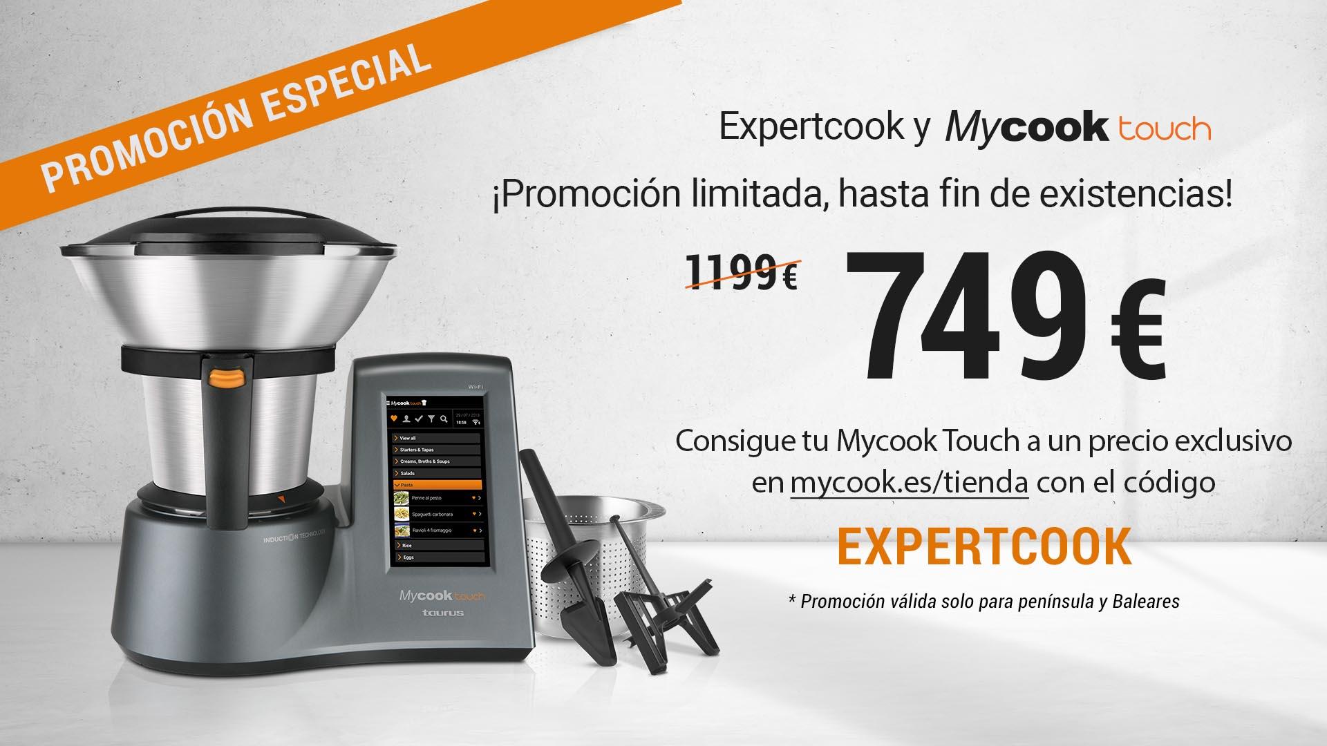 Oferta Taurus MyCook Touch