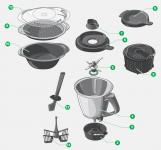 Opinión y precio de accesorios para el robot de cocina Thermomix TM31